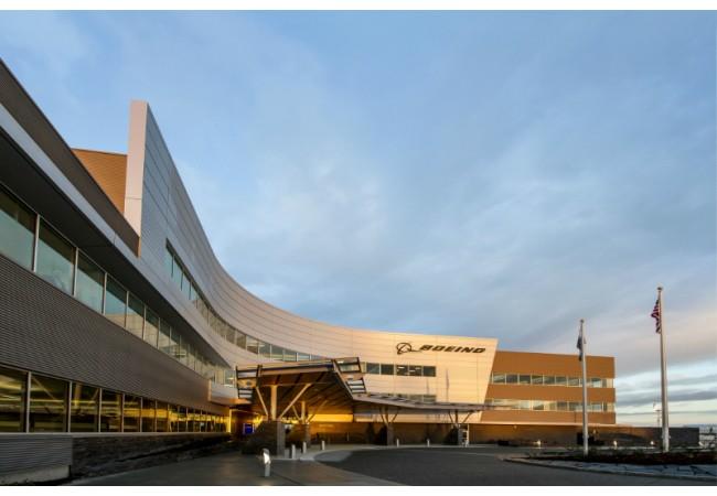 Boeing Everett Delivery Center Edc