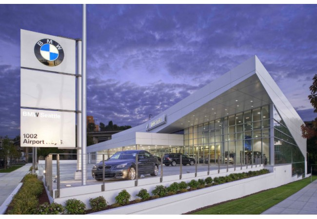 BMW Bellevue Service >> BMW of Seattle